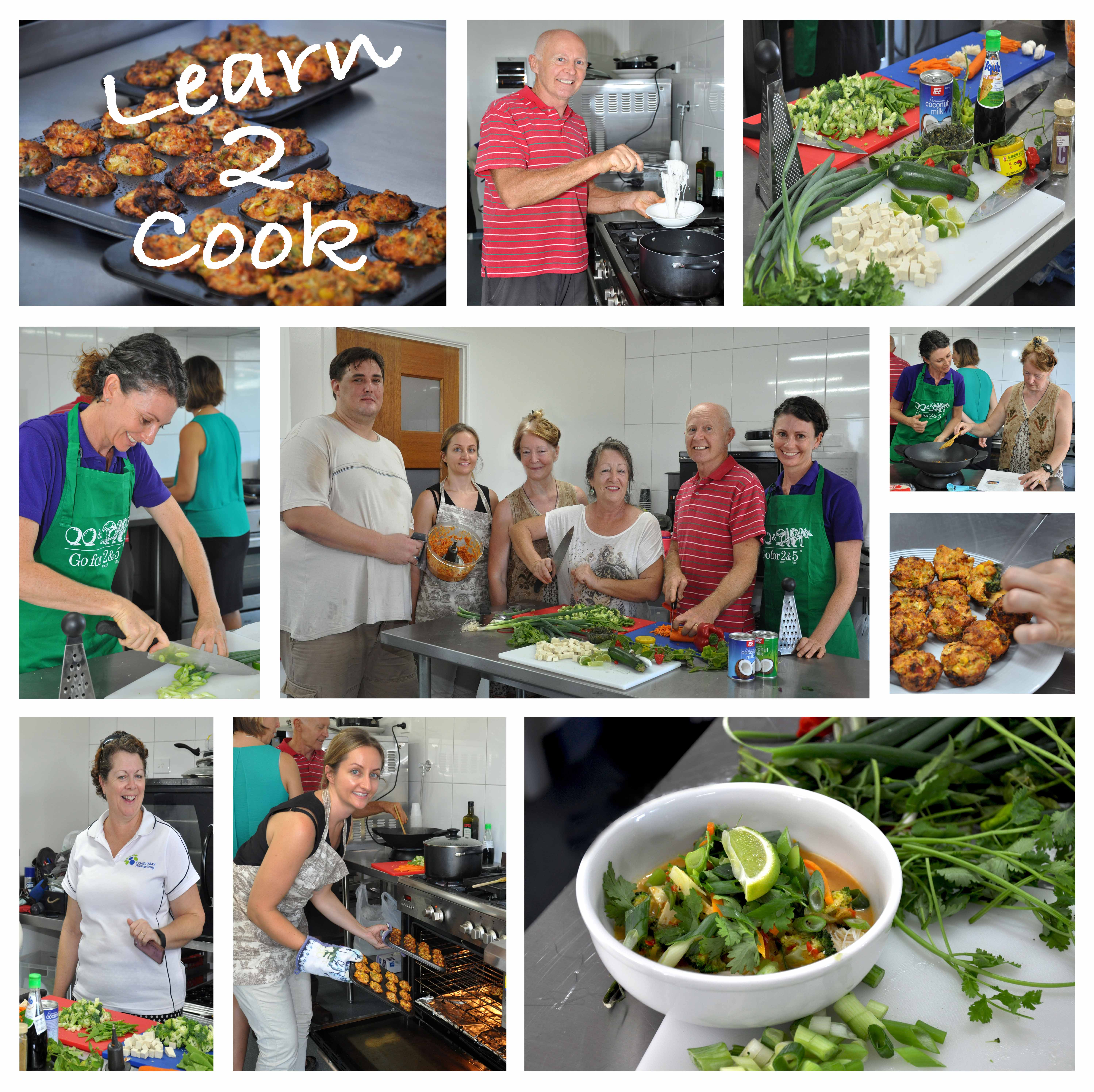 Learn2Cook C2B